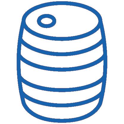 Verleih einer Zapfanlage und Theke in Oberdorla