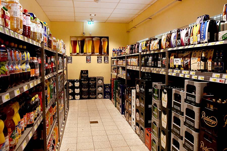 Leckere Getränke in Ihrem Supermarkt in Heyerode