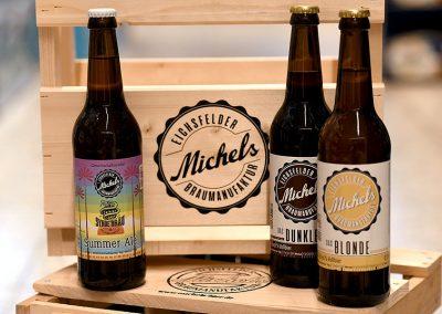 Michels Bier bei EDEKA