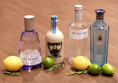 Hochwertiger Gin bei EDEKA in Oberdorla